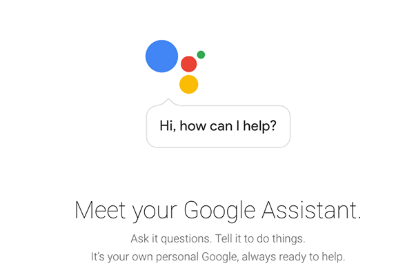 Google Assistant Your own personal Google